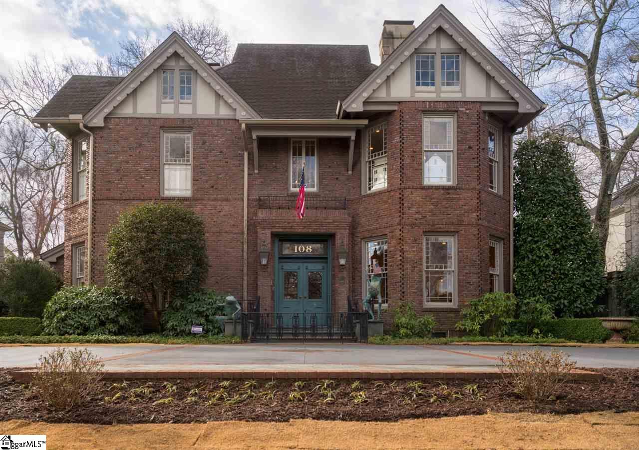 108   Crescent, Greenville, South Carolina