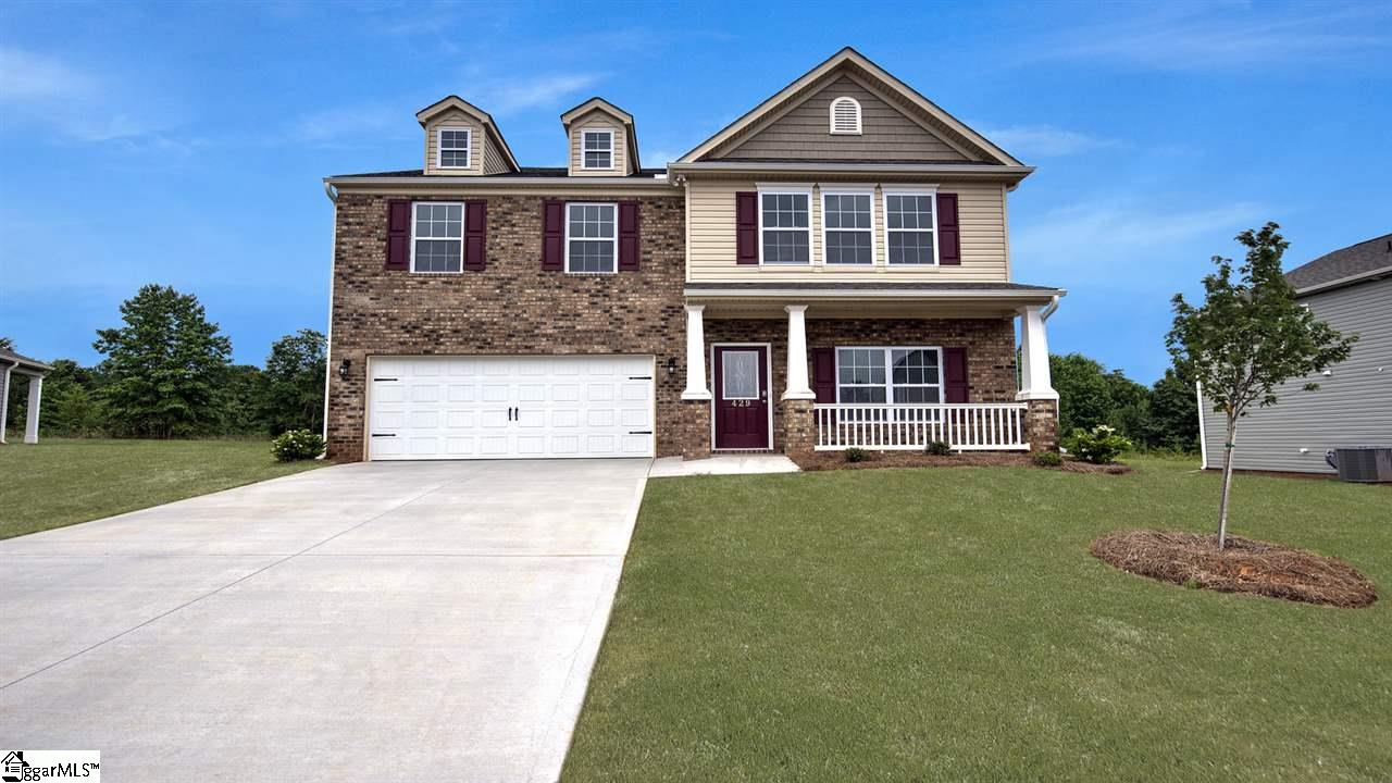 429 All Seasons Drive, Boiling Springs, South Carolina 29316, 4 Bedrooms Bedrooms, ,2 BathroomsBathrooms,Single Family (Detached),For Sale,All Seasons,1385246