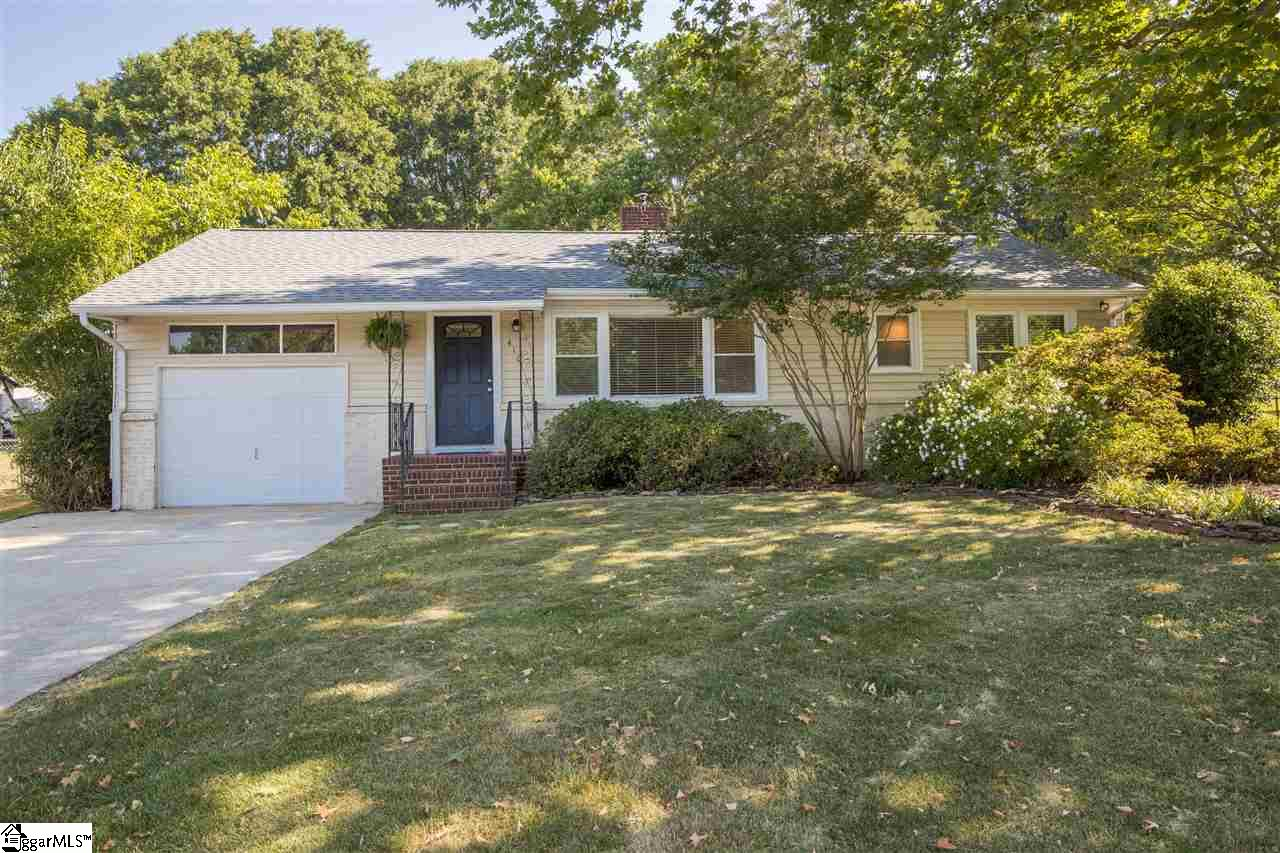 410   Willow Springs, Greenville in Greenville County, SC 29607 Home for Sale