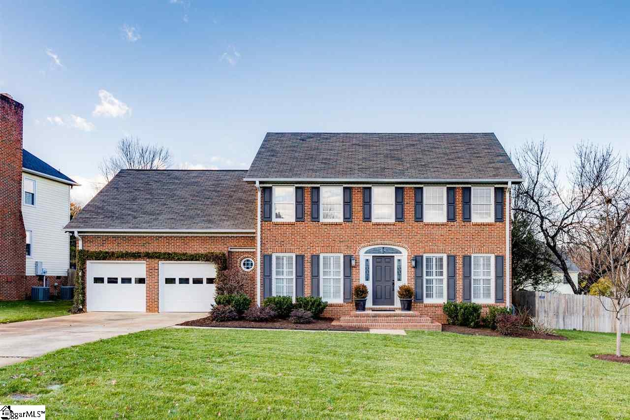 Beautiful and well-maintained home with tons of upgrades! The excellent location off Roper Mtn. Rd i