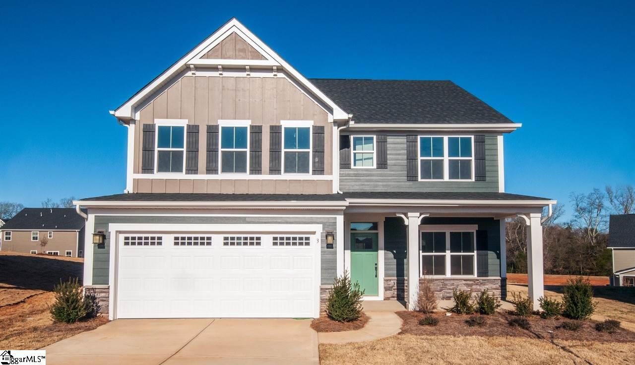 This move-in ready Hudson was designed with today's buyer in mind. Simple, practical, and completely