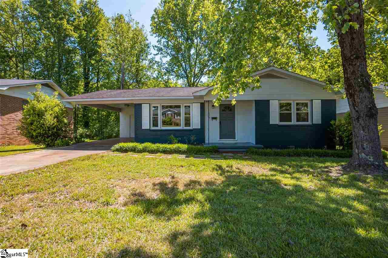 175 Lincoln Drive, Spartanburg, South Carolina 29306, 3 Bedrooms Bedrooms, ,1 BathroomBathrooms,Single Family (Detached),For Sale,Lincoln,1411641