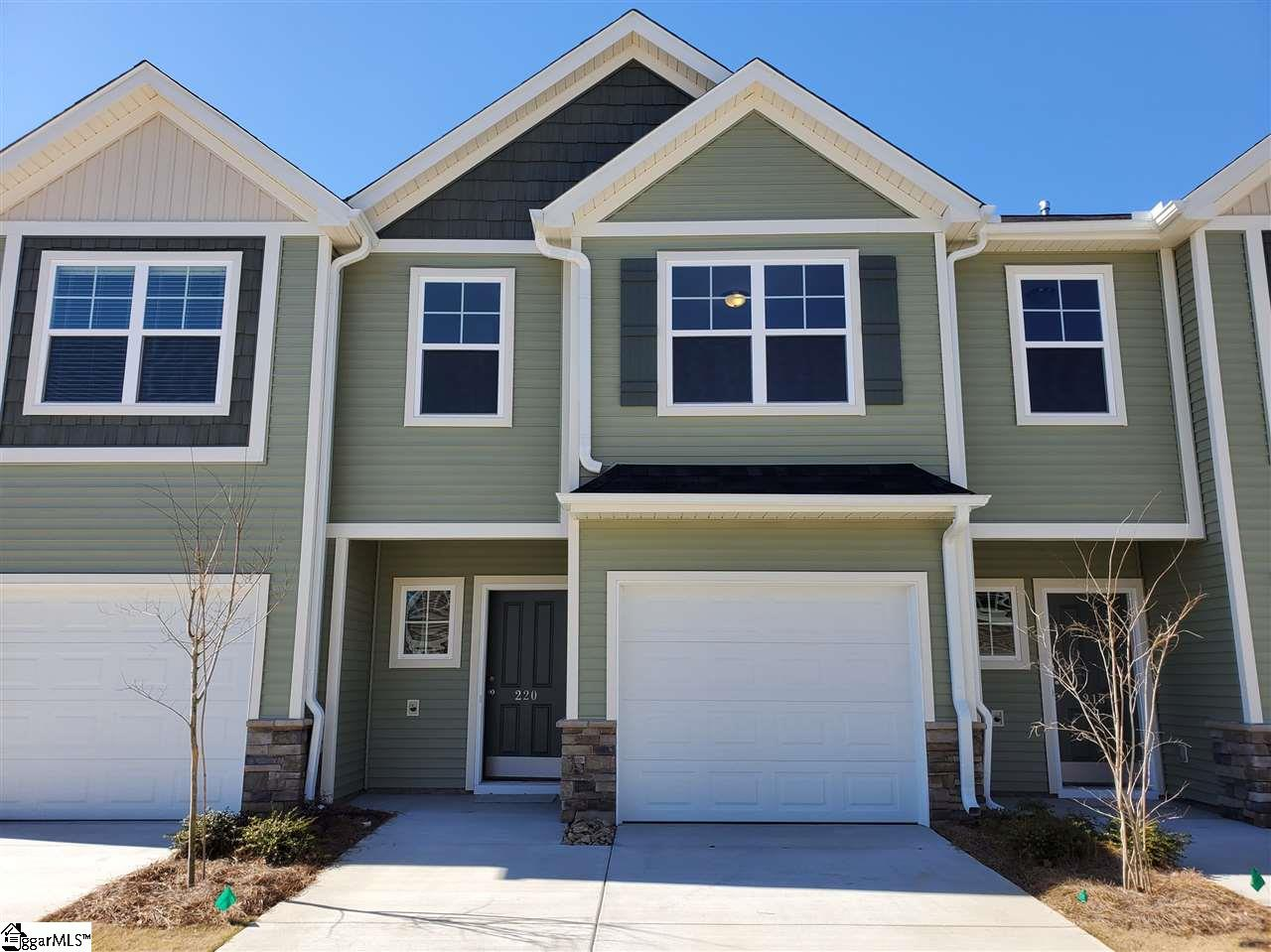 220 Button Willow Street, Taylors, South Carolina 29687, 3 Bedrooms Bedrooms, ,2 BathroomsBathrooms,Condo/Townhouse (Attached),For Sale,Button Willow,1411820