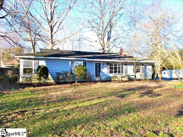 300 Wayman Drive, Greer, South Carolina 29651, 3 Bedrooms Bedrooms, ,1 BathroomBathrooms,Single Family (Detached),For Sale,Wayman,1411907