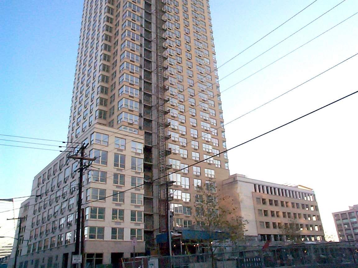 88 MORGAN ST 3008, JC, Downtown, NJ 07302