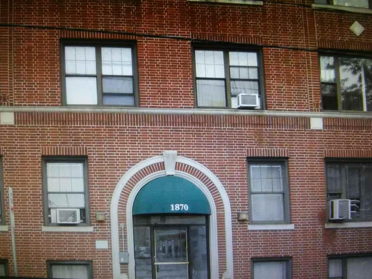 1870 KENNEDY BLVD 2A, JC, Greenville, NJ 07305