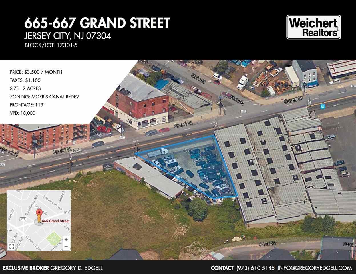 665 GRAND ST, JC, Bergen-Lafayett, NJ 07304