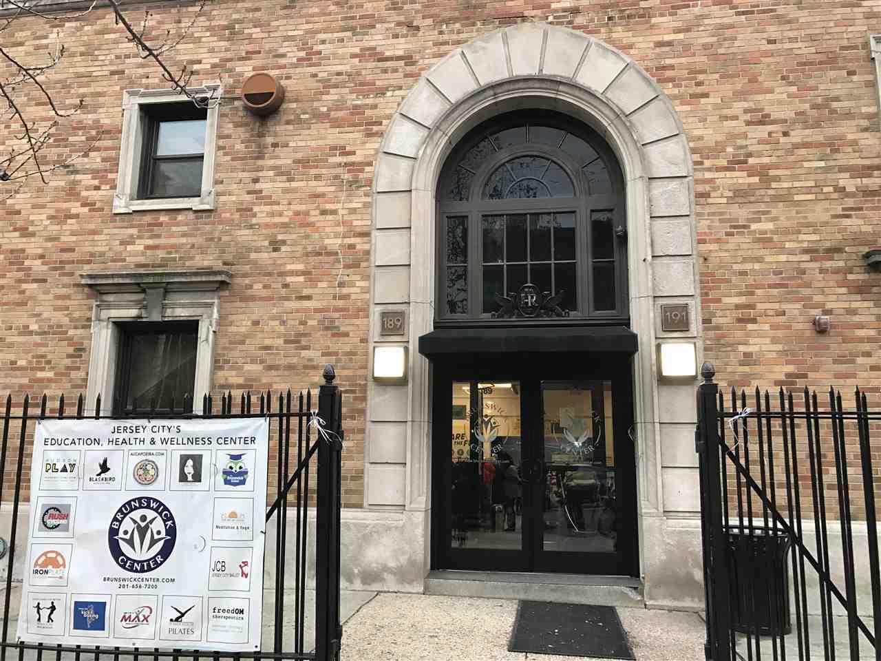 189 BRUNSWICK ST E & G, JC, Downtown, NJ 07302