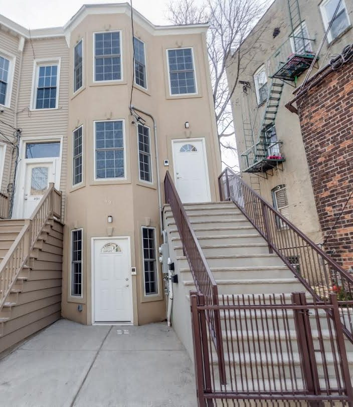 493 MERCER ST 1, JC, Journal Square, NJ 07306