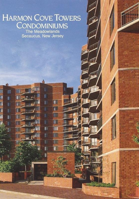 933 HARMON COVE TOWER, Secaucus, NJ 07094