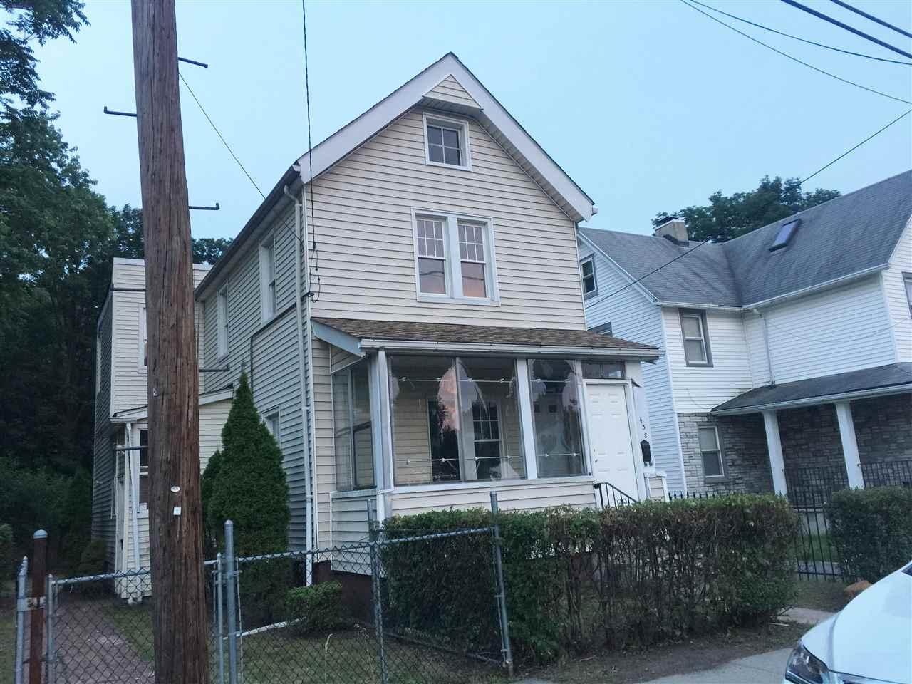 438 BURNSIDE ST, Orange, NJ 07050