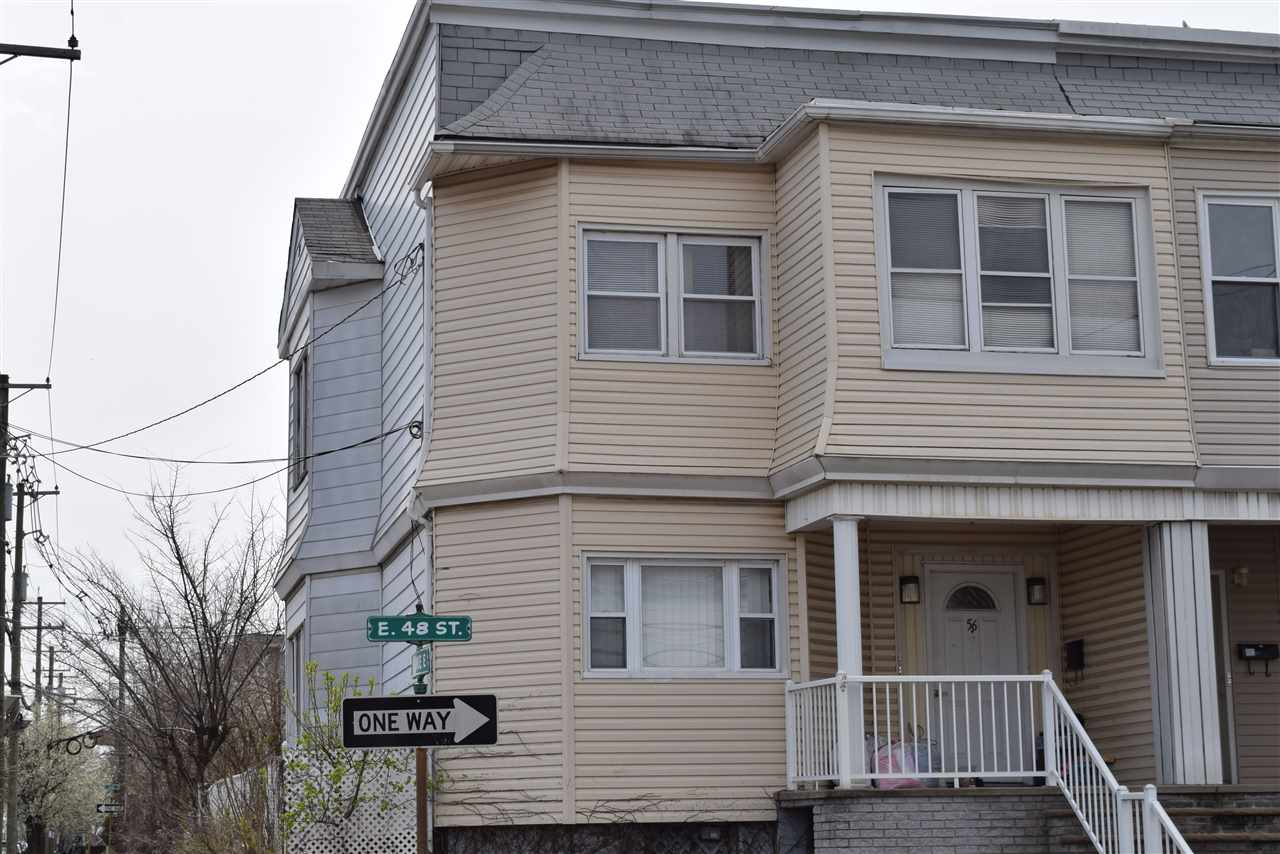 56 EAST 48TH ST, Bayonne, NJ 07002
