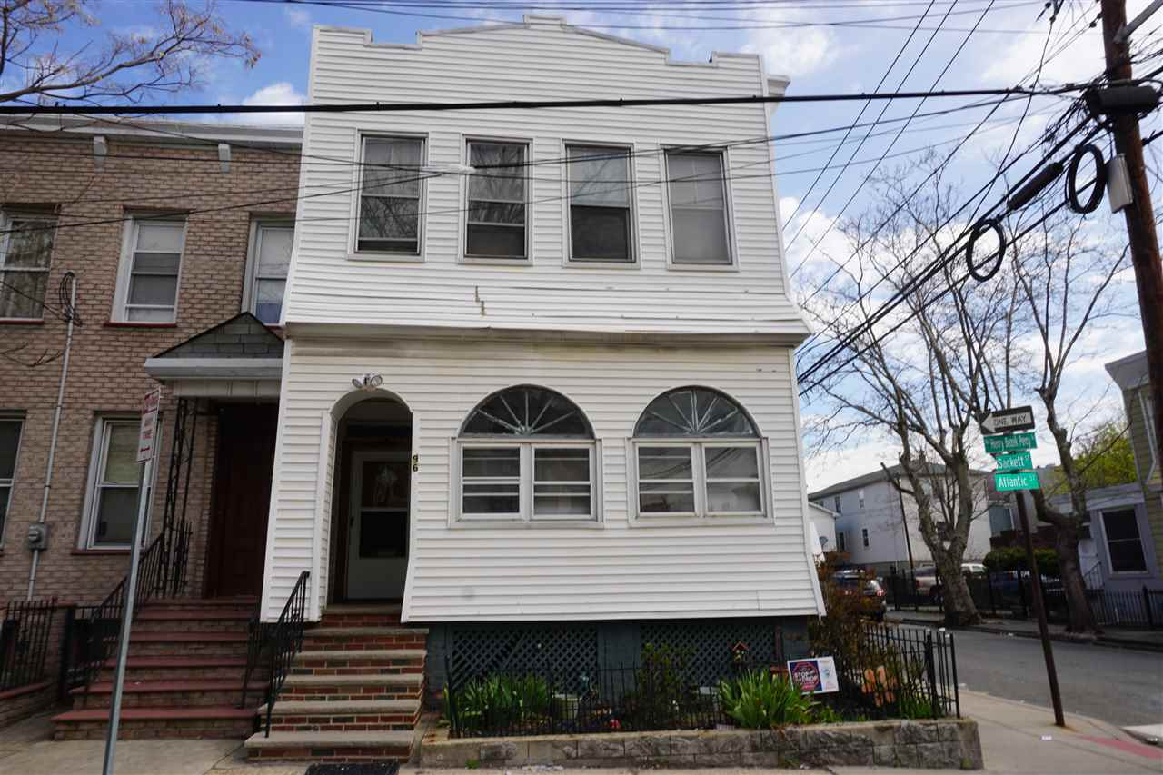 96 ATLANTIC ST, JC, West Bergen, NJ 07304