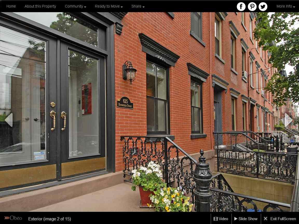 625 BLOOMFIELD ST 1, Hoboken, NJ 07030