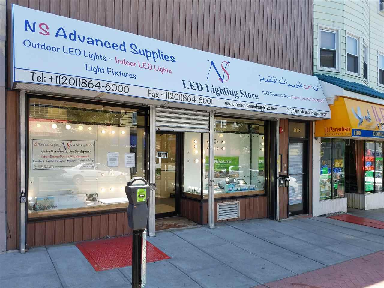 1110 SUMMIT AVE Retail, Union City, NJ 07087