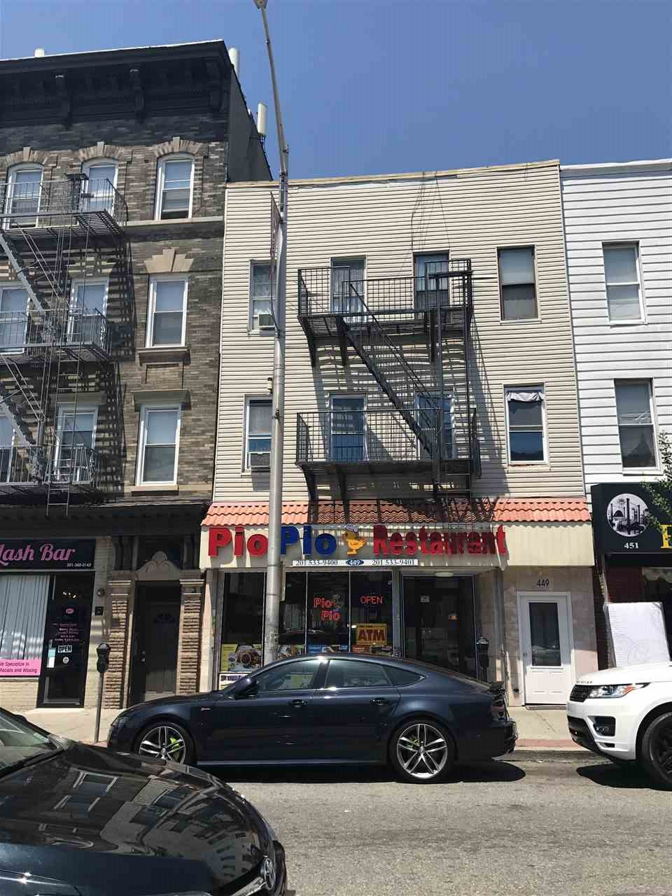 449 CENTRAL AVE 1, JC, Heights, NJ 07307