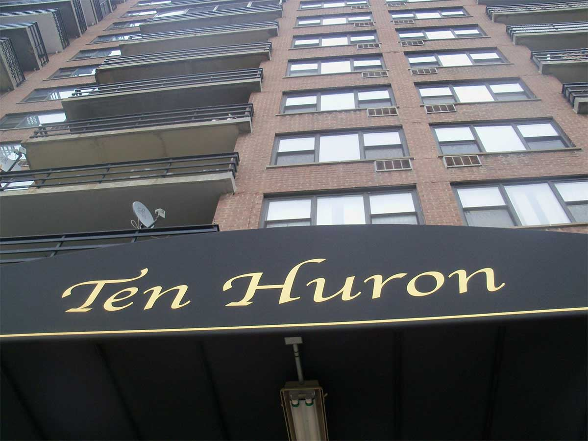 10 HURON AVE 11G, JC, Journal Square, NJ 07306