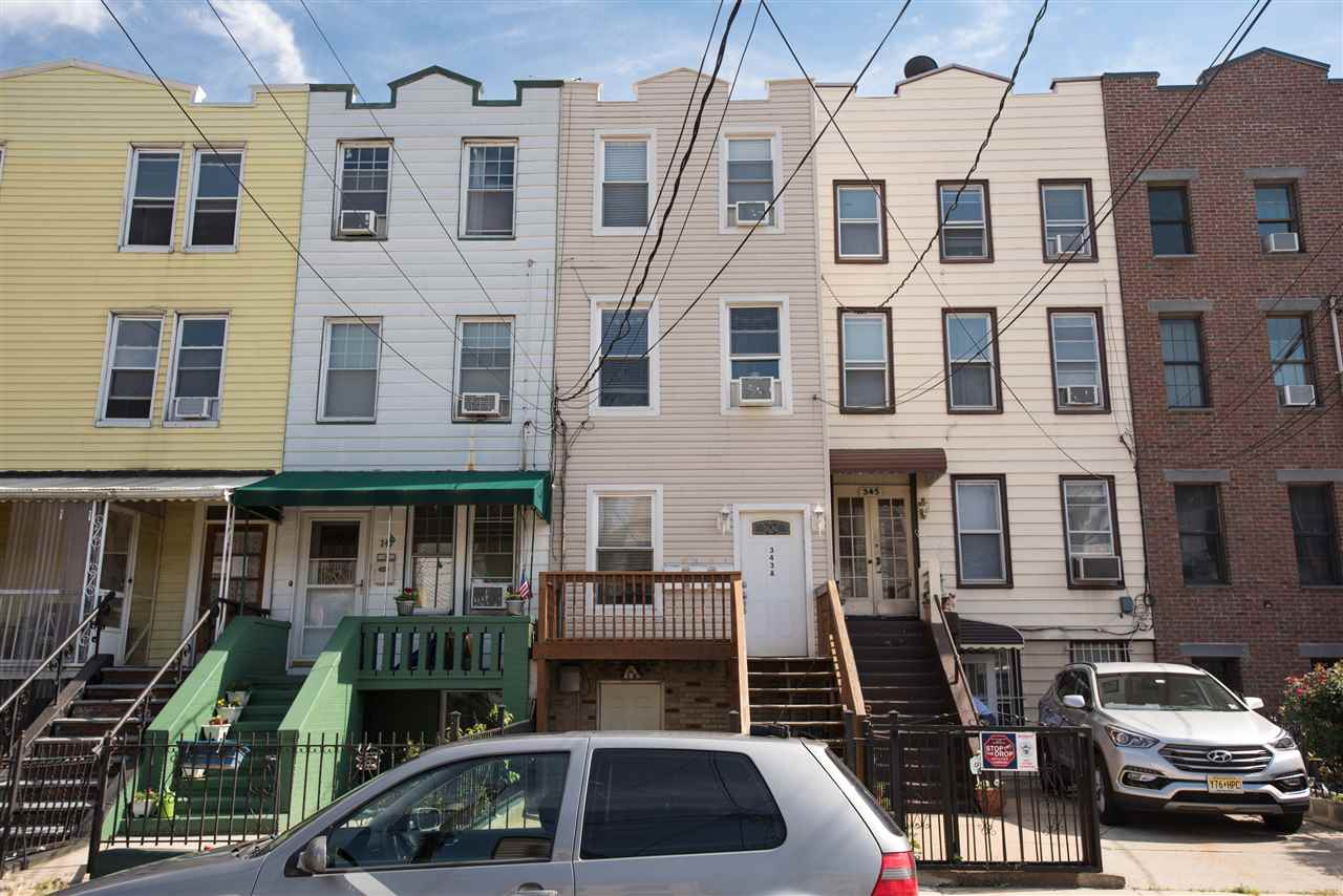 343 1/2 5TH ST, JC, Downtown, NJ 07302
