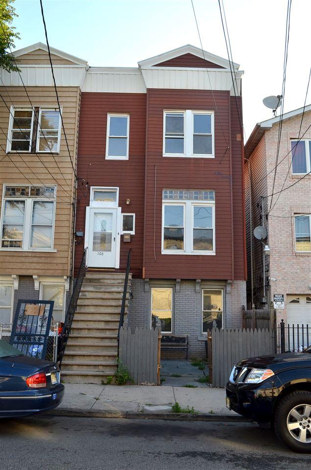 106 CLINTON AVE Duplex, JC, Journal Square, NJ 07304