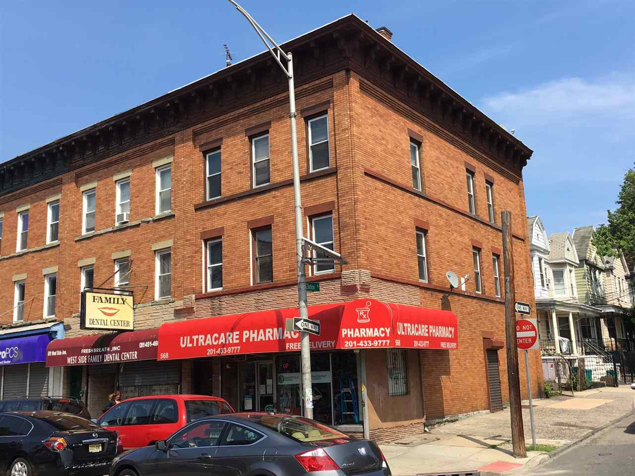 568 WEST SIDE AVE, JC, Journal Square, NJ 07304