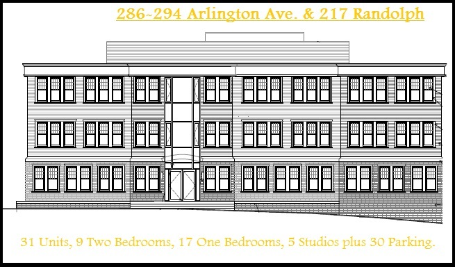 286-294 ARLINGTON AVE, JC, Bergen-Lafayett, NJ 07304