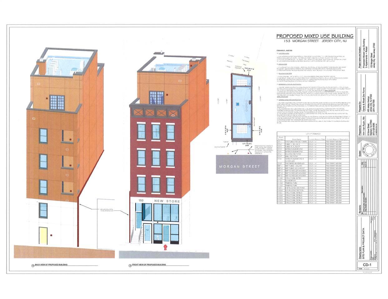 153 MORGAN ST, JC, Downtown, NJ 07302