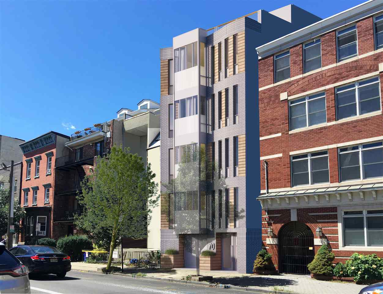 70 MONROE ST 2, Hoboken, NJ 07030