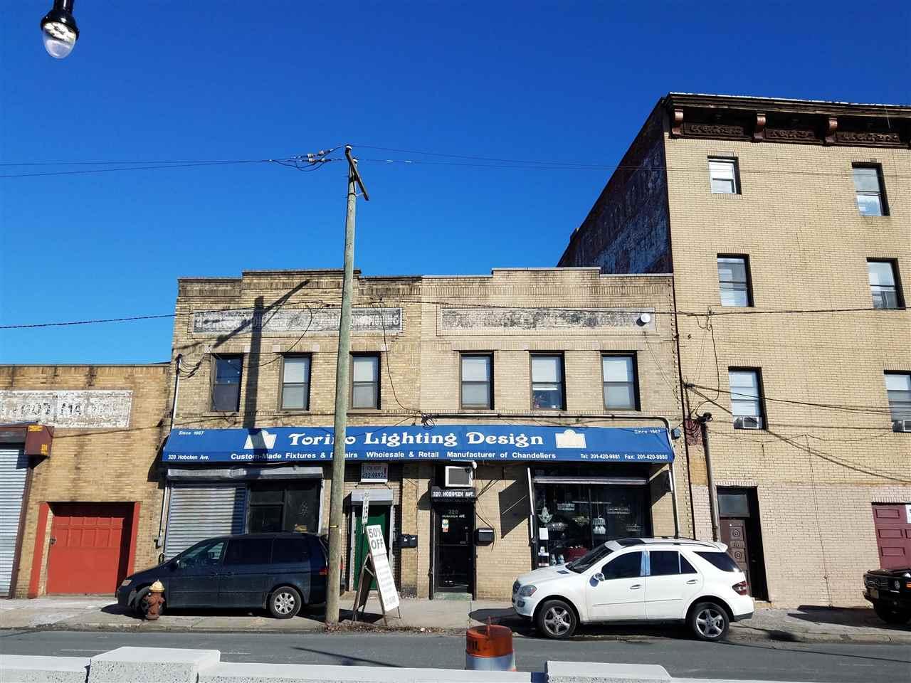 320 - 322 HOBOKEN AVE, JC, Journal Square, NJ 07306