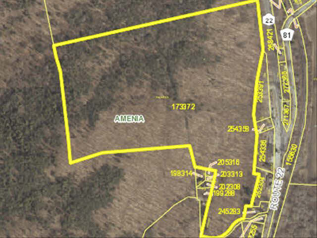 Land for Sale at ROUTE 22 ROUTE 22 Amenia, New York 12592 United States