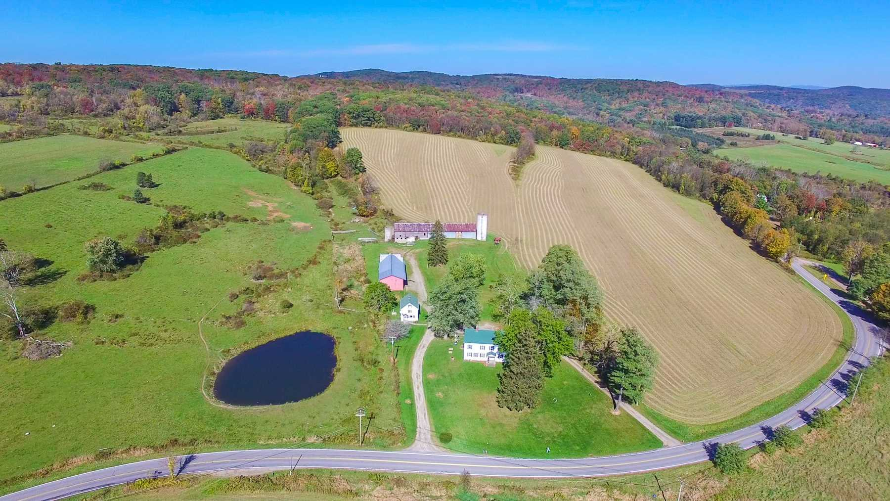 Single Family Home for Sale at 371 HALLS CORNERS Road 371 HALLS CORNERS Road Dover Plains, New York 12522 United States