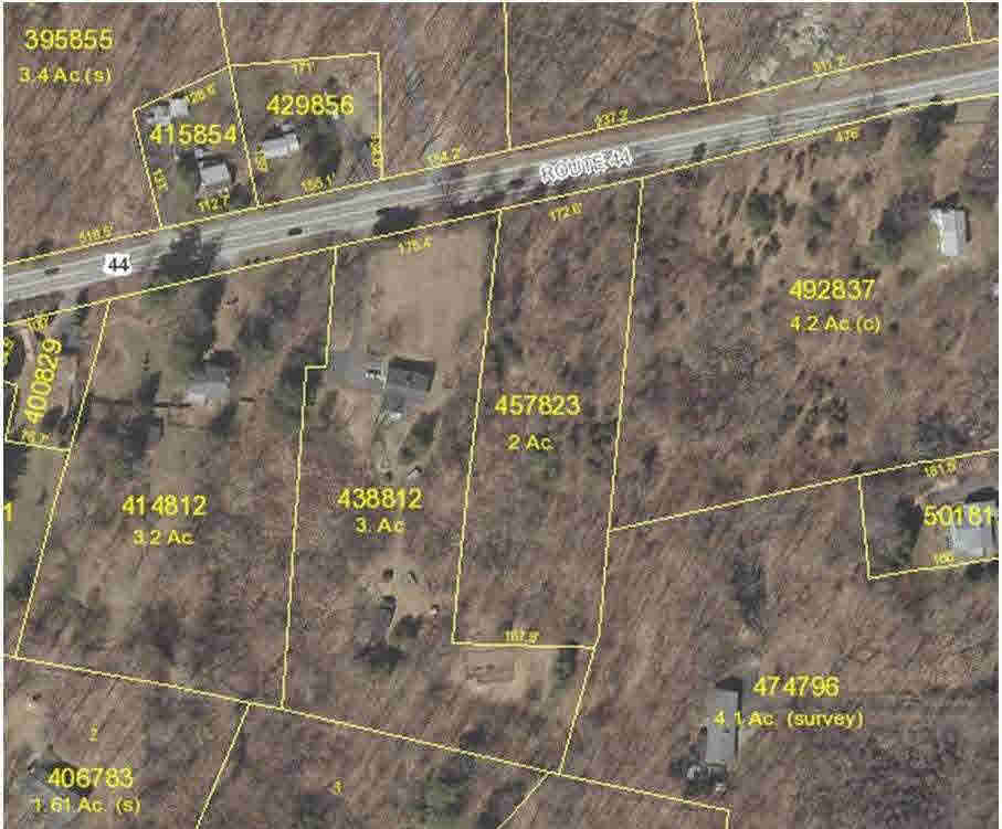 Land for Sale at 1848 ROUTE 44 1848 ROUTE 44 Pleasant Valley, New York 12569 United States