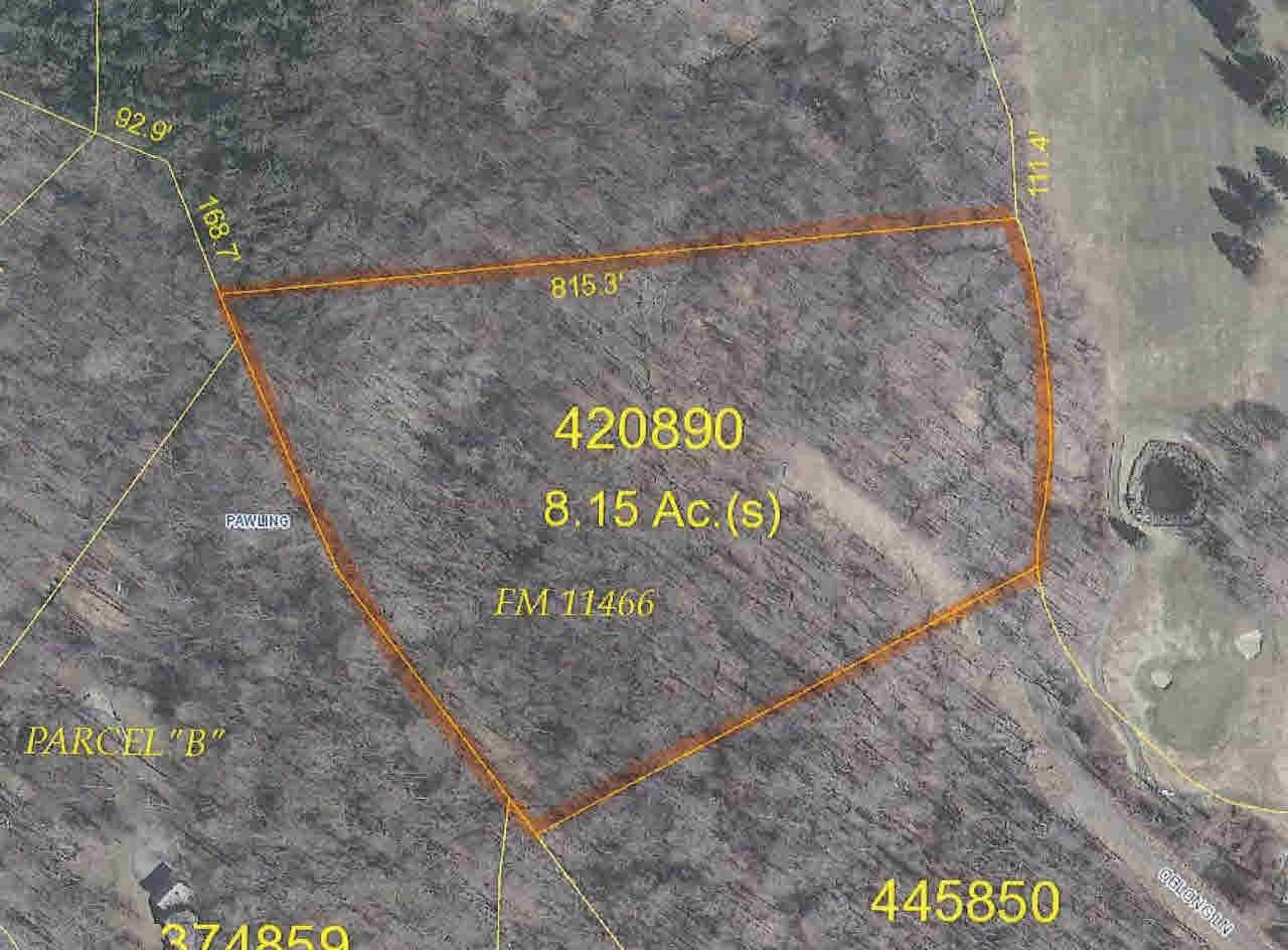 Land for Sale at OBLONG LANE OBLONG LANE Pawling, New York 12564 United States
