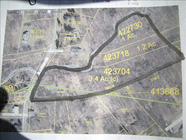 Land for Sale at OLD POST Road OLD POST Road Rhinebeck, New York 12572 United States