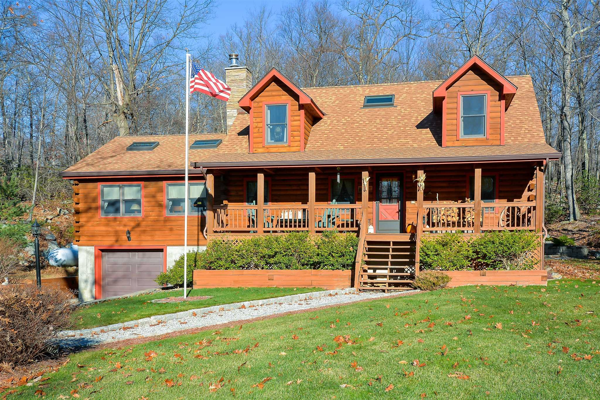 Single Family Home for Sale at 505 MOUNTAIN NORTH Road 505 MOUNTAIN NORTH Road Philipstown, New York 10516 United States