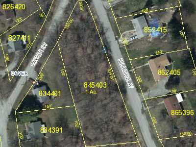 Land for Sale at HILLSIDE AVENUE HILLSIDE AVENUE Dover Plains, New York 12594 United States