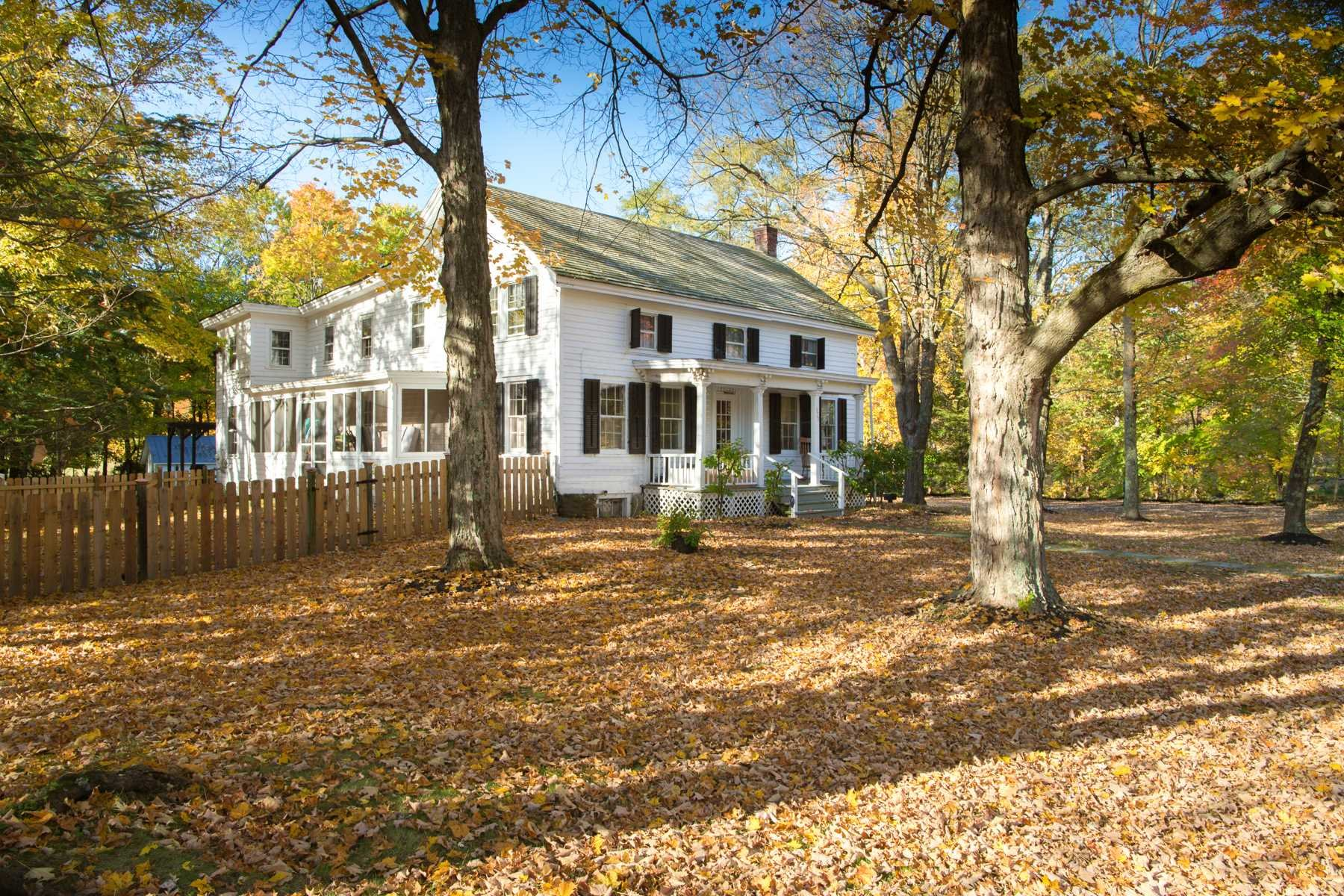 Single Family Home for Sale at 520 TURKEY HILL Road 520 TURKEY HILL Road Red Hook, New York 12571 United States