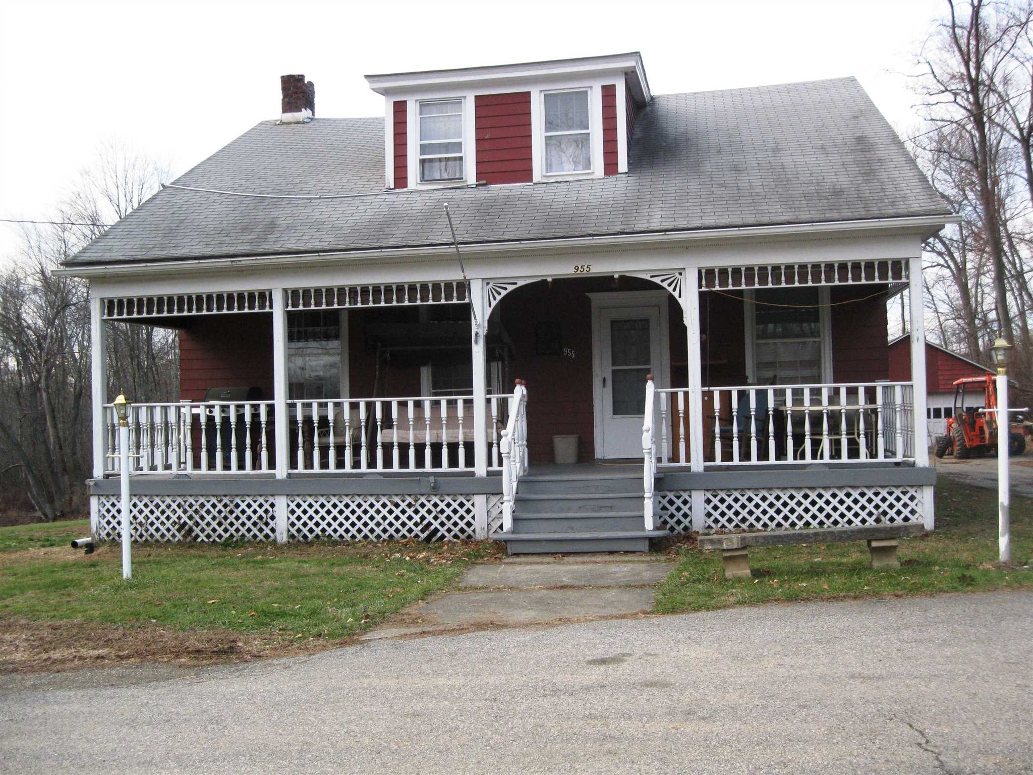 Single Family Home for Sale at 955 ROUTE 82 955 ROUTE 82 East Fishkill, New York 12533 United States