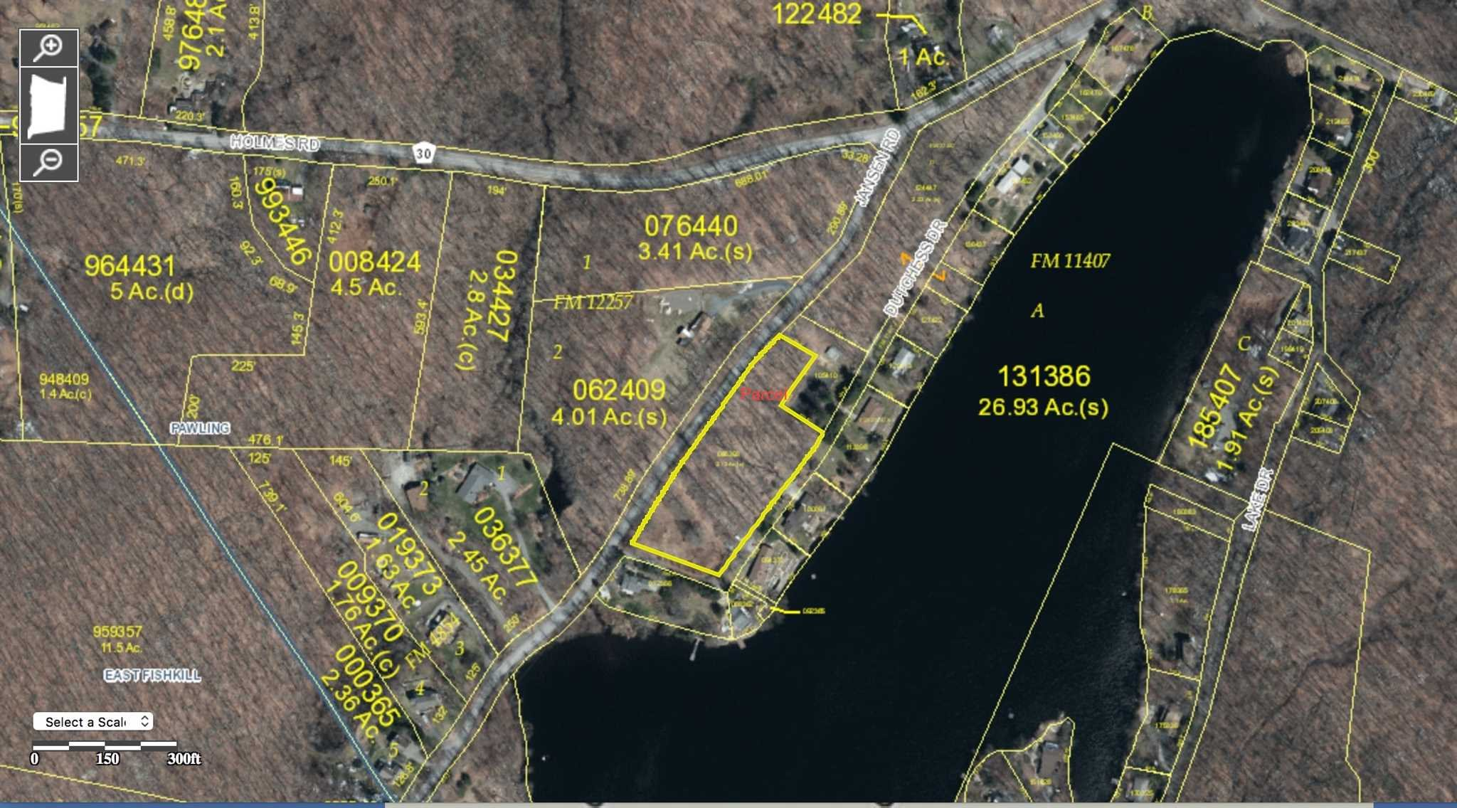Land for Sale at DUTCHESS Drive DUTCHESS Drive Pawling, New York 12531 United States