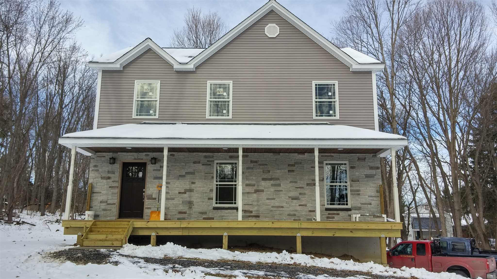 Single Family Home for Sale at 135 CHAPEL HILL ROAD 135 CHAPEL HILL ROAD Highland, New York 12528 United States
