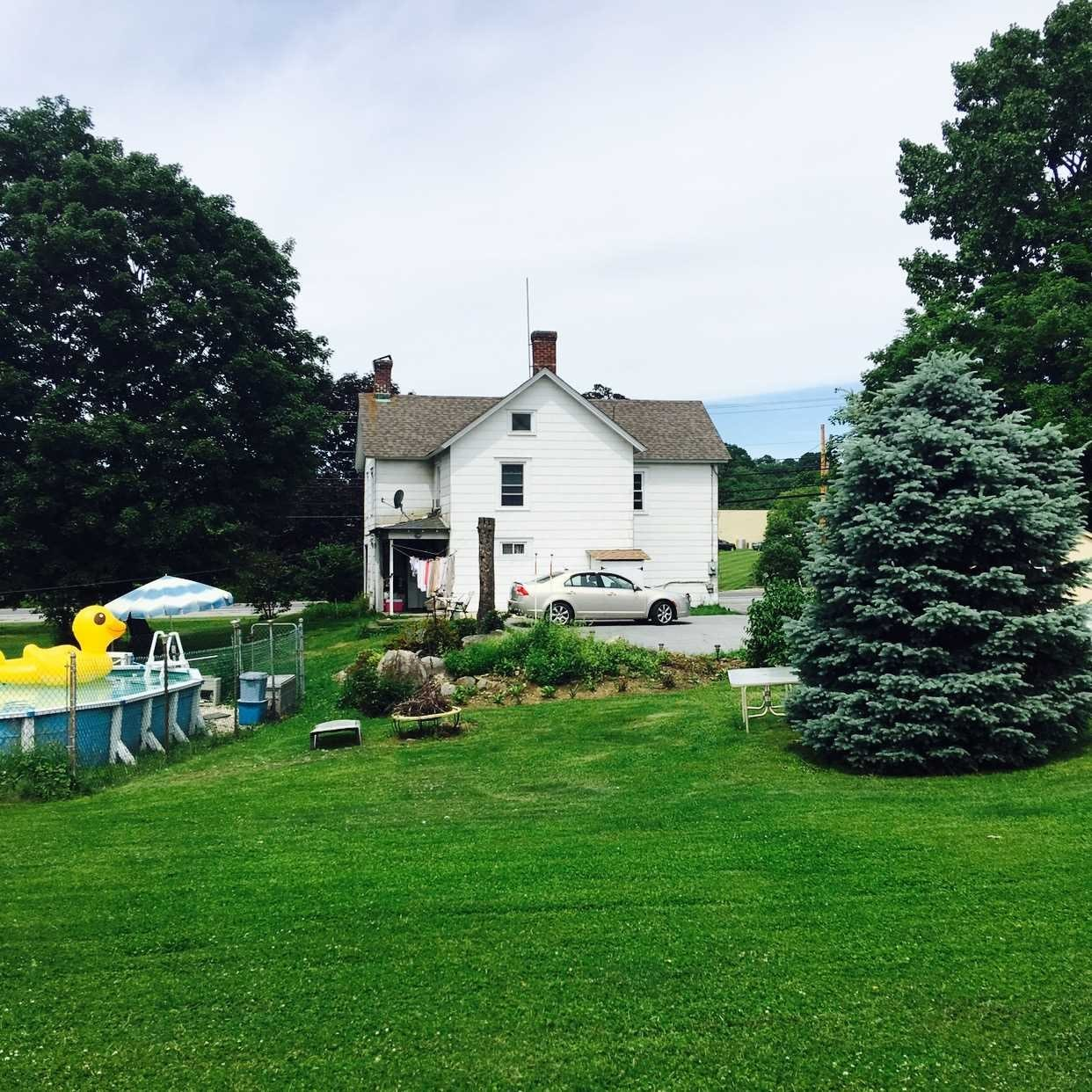 Single Family Home for Sale at 1514 ROUTE 9W 1514 ROUTE 9W Marlboro, New York 12542 United States