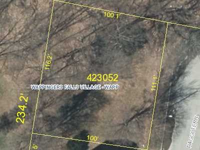 Land for Sale at PAGGI TER PAGGI TER Wappingers Falls, New York 12590 United States