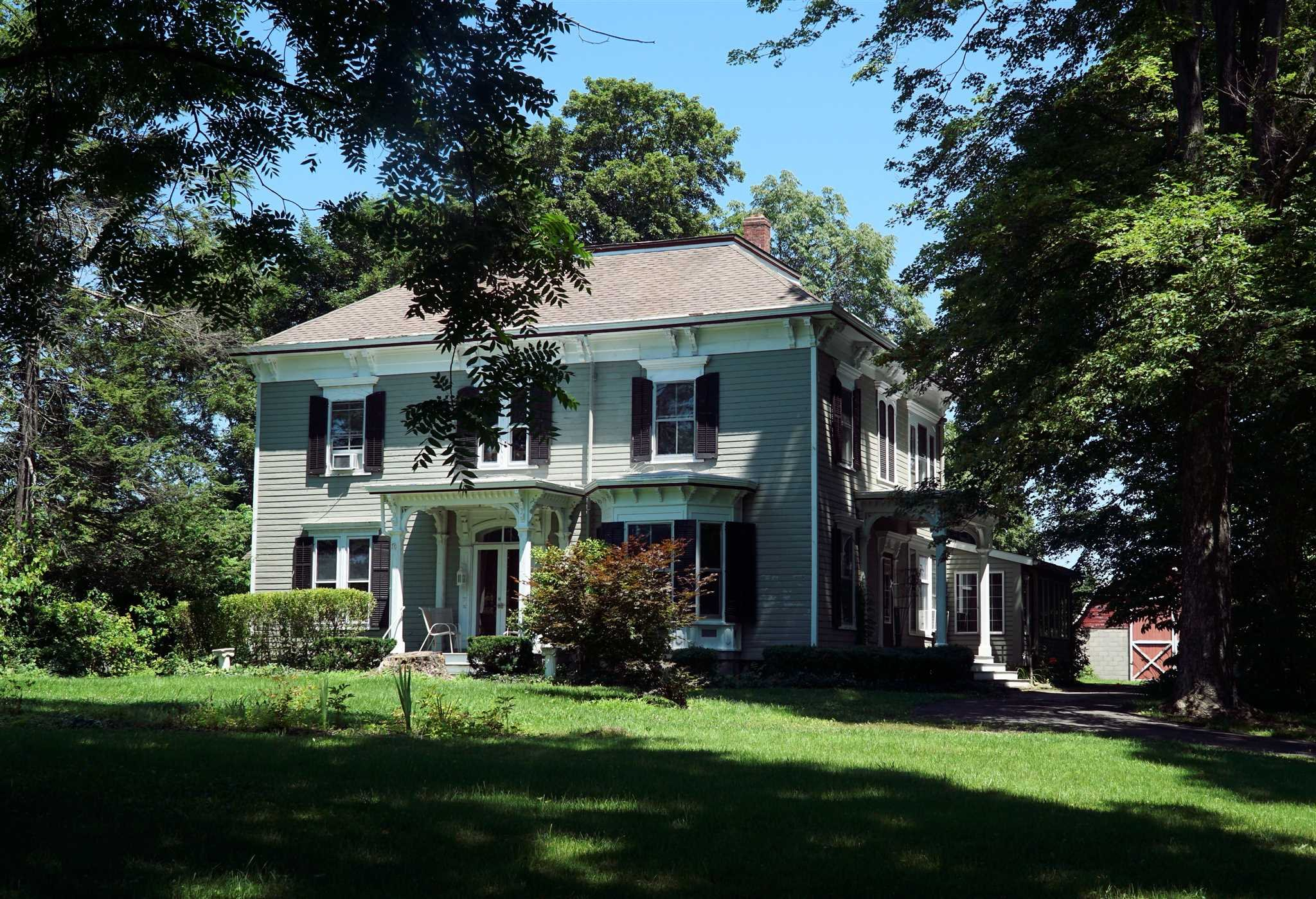 Single Family Home for Sale at 781 ROUTE 308 781 ROUTE 308 Rhinebeck, New York 12572 United States