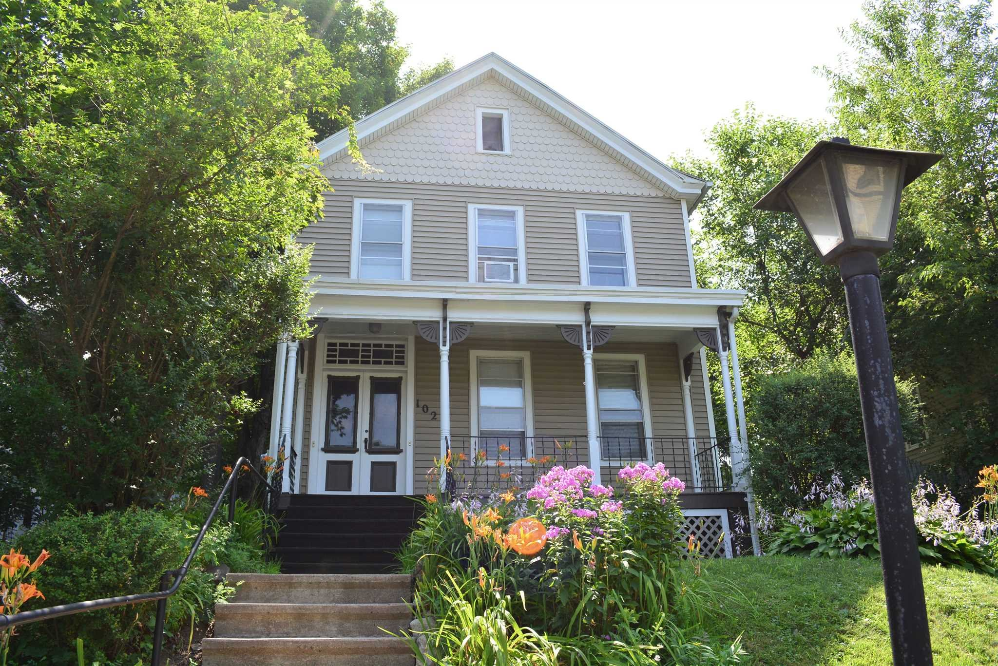 Single Family Home for Sale at 102 CLIFTON AVENUE 102 CLIFTON AVENUE Kingston, New York 12401 United States