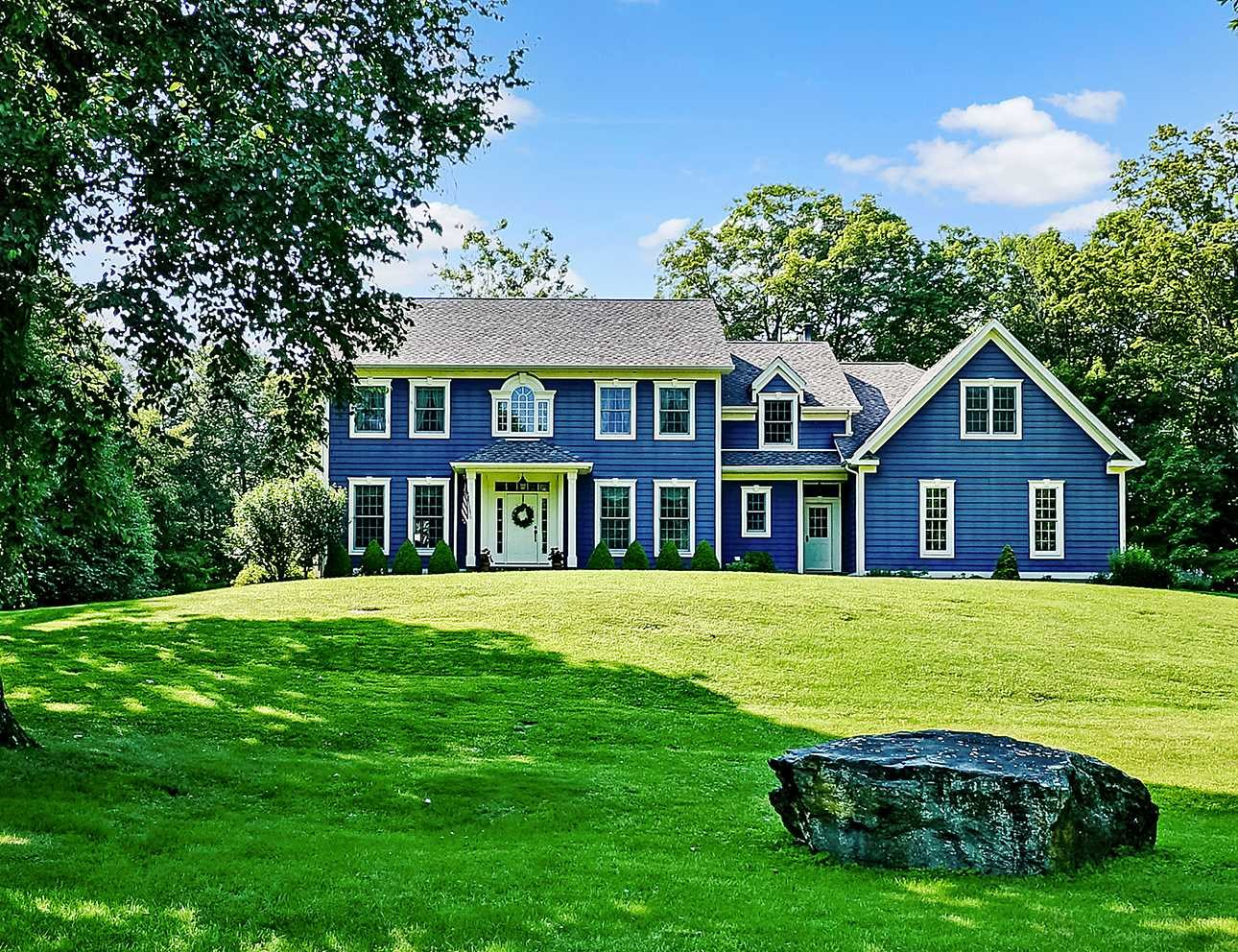 Single Family Home for Sale at 59 BARRACO BLVD 59 BARRACO BLVD Rhinebeck, New York 12572 United States