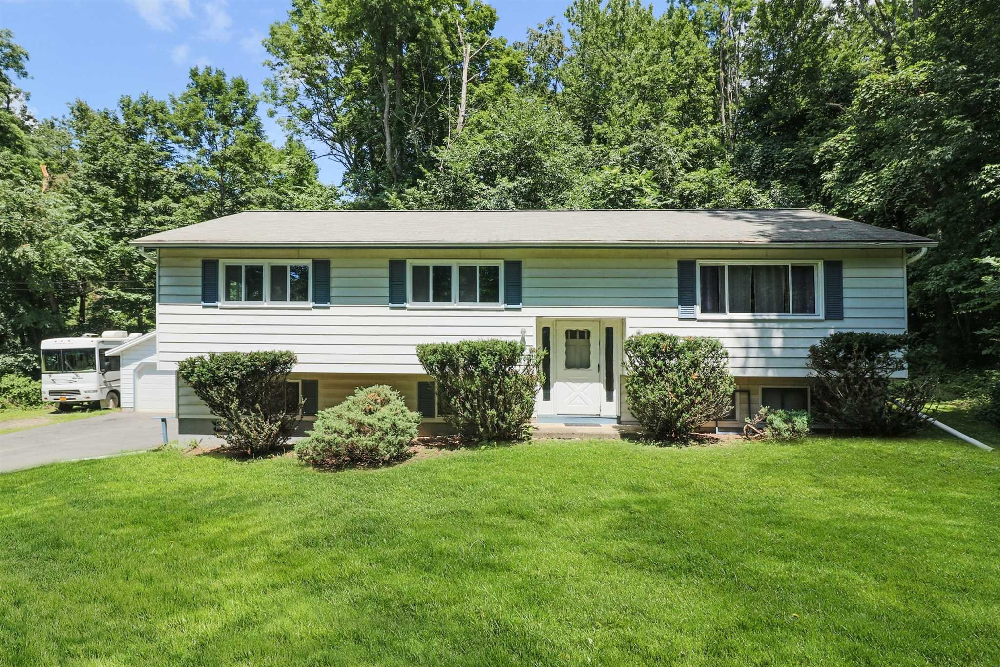 Single Family Home for Sale at 46 HILL AND HOLLOW Road 46 HILL AND HOLLOW Road Hyde Park, New York 12538 United States