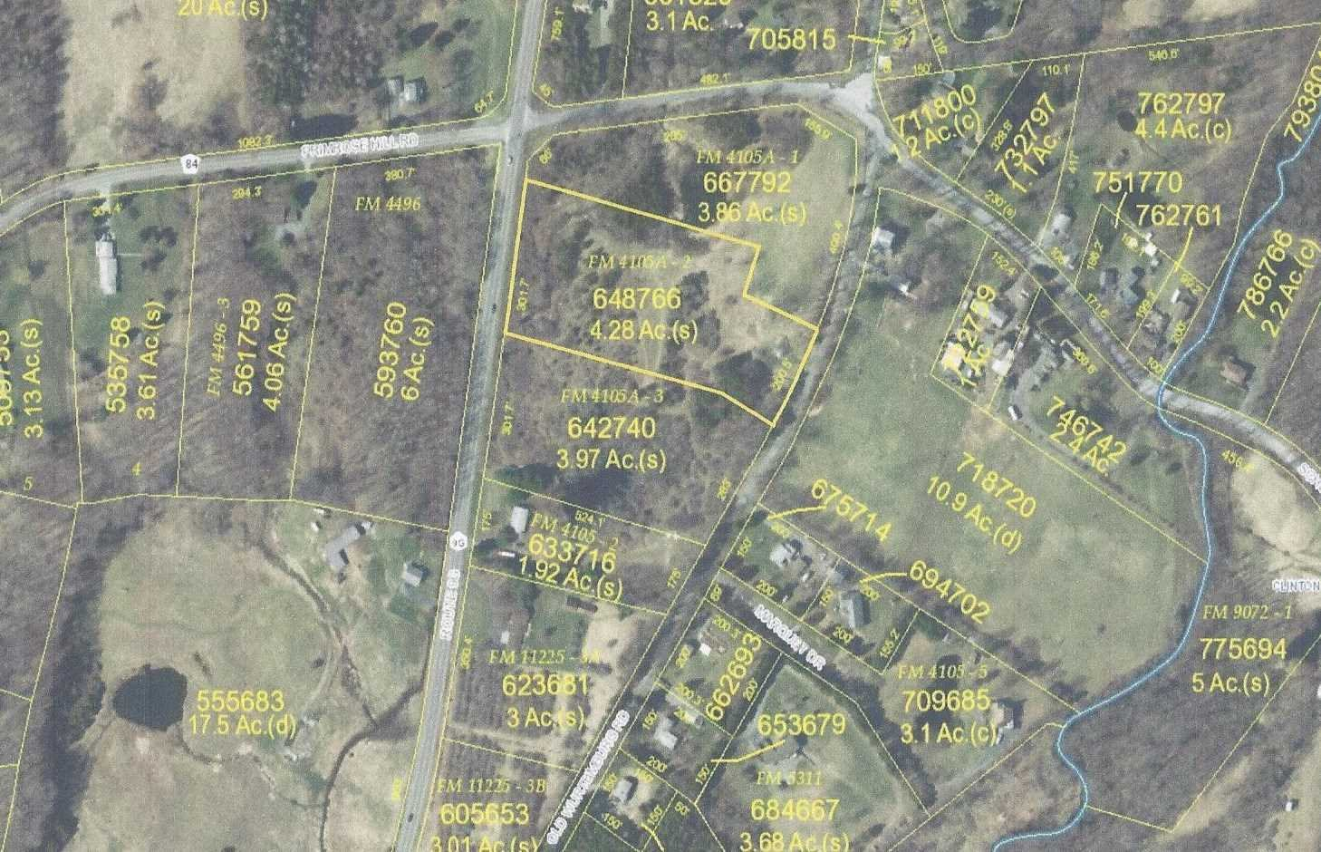 Land for Sale at OLD WURTEMBURG OLD WURTEMBURG Rhinebeck, New York 12572 United States