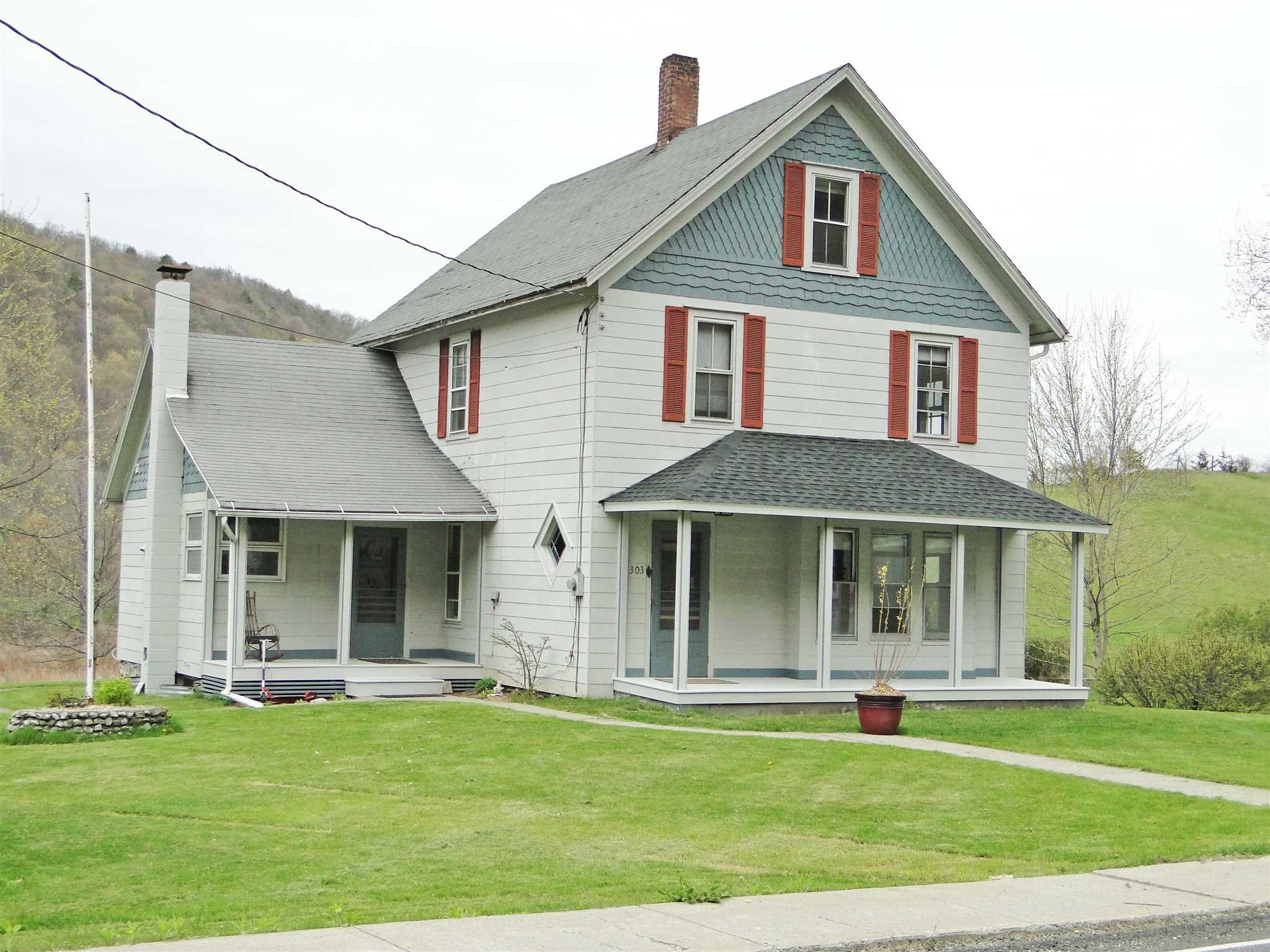 Single Family Home for Sale at 303 OLD ROUTE 22 303 OLD ROUTE 22 Amenia, New York 12592 United States