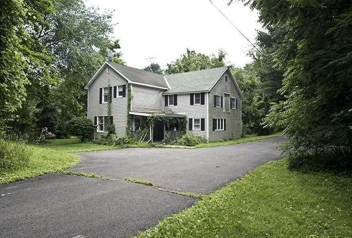 Single Family Home for Sale at 714 GAHBAUER ROAD 714 GAHBAUER ROAD Claverack, New York 12513 United States