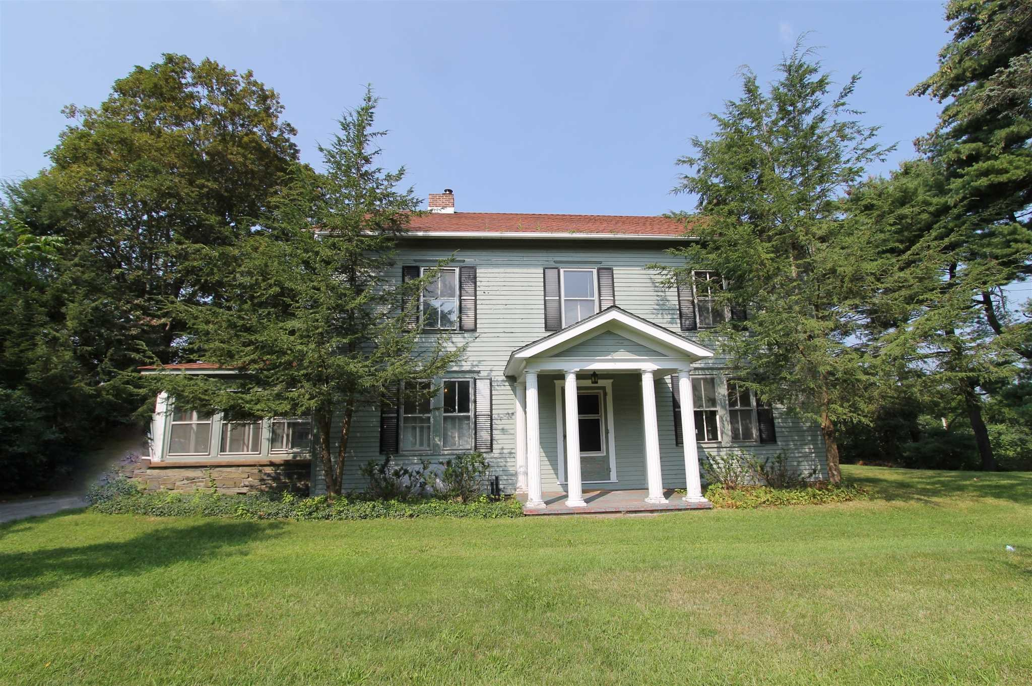 Single Family Home for Sale at 5861 ROUTE 9 5861 ROUTE 9 Rhinebeck, New York 12572 United States