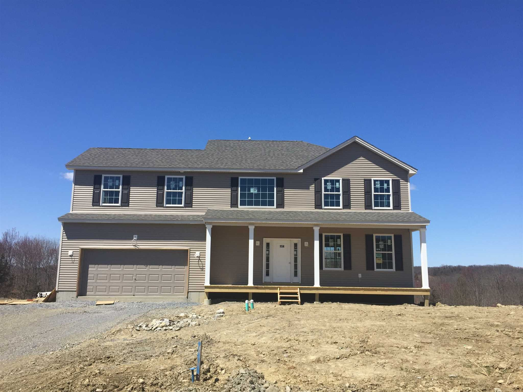 Single Family Home for Sale at 154 LOT 6 STRATFORD 154 LOT 6 STRATFORD Poughkeepsie, New York 12603 United States